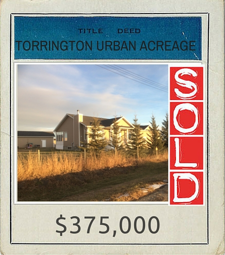 Torrington Urban Acreage SOLD