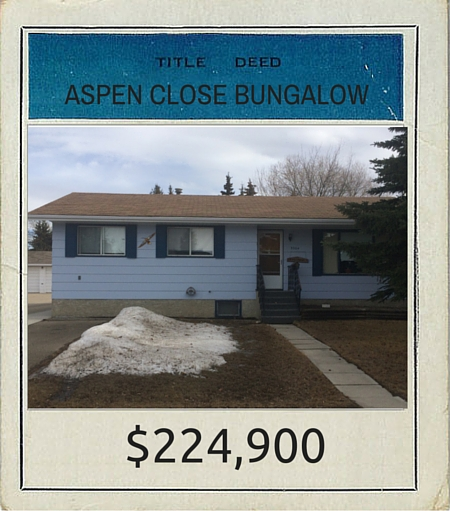 TITLE DEED Aspen Close Bungalow 2016