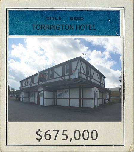 Title Deed 2016 Torrington Hotel