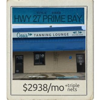 Highway 27 Prime Bay