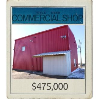 5839 49 ave Commercial Shop