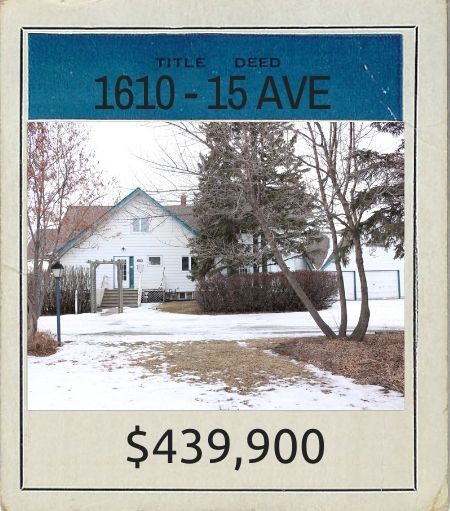 Title Deed 1610 15 Ave Didsbury Residential